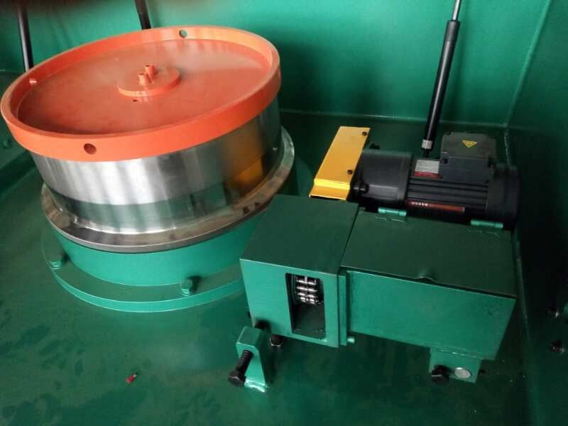 PLC Logical Control High Speed Wire Drawing Machine 600mm Capstan Diameter