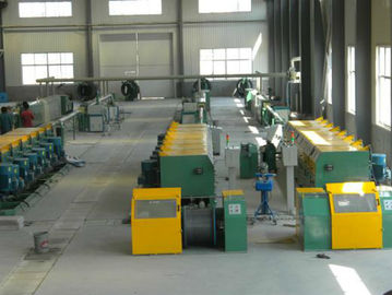 Horizontal Residue Free Wire Descaling Machine For Container And Bottle Cleaning